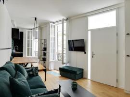 Suite Beata, holiday home in Paris