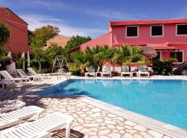 Villa Valia, отель в Ахарави