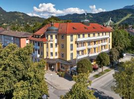 Hotel Vier Jahreszeiten, Hotel in Garmisch-Partenkirchen
