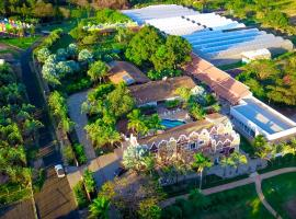 Villa de Holanda Parque Hotel, hotel em Holambra