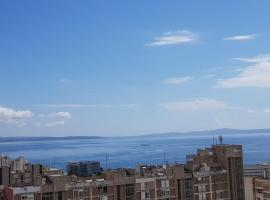 LEILANI -Stunning view apartment near the center!, hotel in Split
