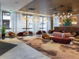 First Hotel Strand, ski resort in Sundsvall