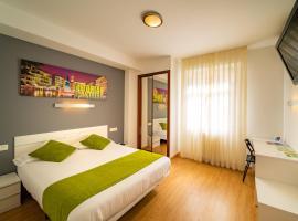 Hotel Centro Vitoria, отель в городе Витория-Гастейс
