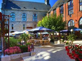 Hotel Quartier Latin, hotel near Barvaux, Marche-en-Famenne