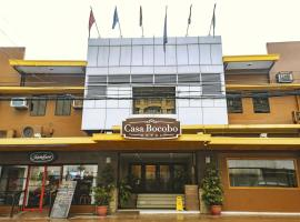 Casa Bocobo Hotel, hotel malapit sa Binondo, Maynila