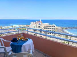 Checkin Concordia Playa、プエルト・デ・ラ・クルスのホテル
