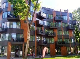 Chocolate Apart, apartamentai mieste Druskininkai