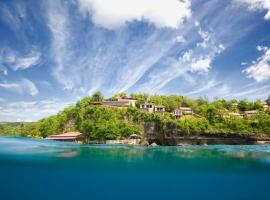 Ti Kaye Resort & Spa, hotel em Anse La Raye