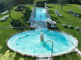 Hotel Salus Terme, hotel a Viterbo