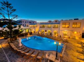 Hotel Mathios, hotel in zona Spiaggia Bianca, Akrotiri