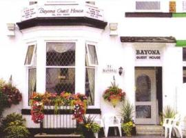 Bayona Guest House, B&B in Southport