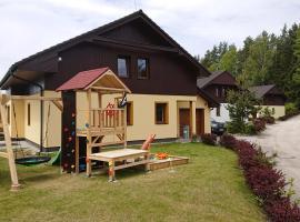 Villa Park Lipno 206, hotel near Strecha Ski Lift, Lipno nad Vltavou