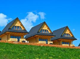 Domki Tatrzańskie Kącina, cabin in Murzasichle