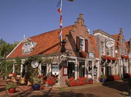 Hotel & Restaurant De Fortuna, hotel en Edam