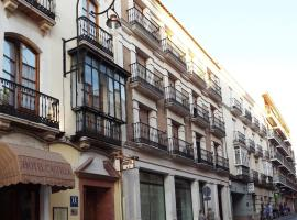 Hotel Castilla, hotel in Antequera