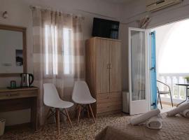 Firaxenia rooms, ξενοδοχείο στα Φηρά
