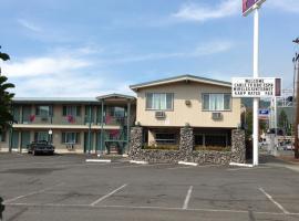 Knights Inn Motel, hotel in Grants Pass