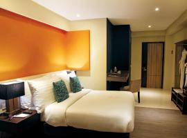 The Oriental Albay, hotel sa Legazpi