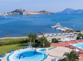Hotel Airone isola d'Elba, resort in Portoferraio