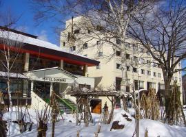 Hotel Sunbird, hotel in Minakami
