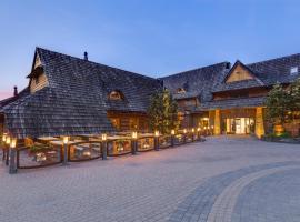 Kocierz Hotel & SPA – hotel w pobliżu miejsca Wyciąg narciarski Jawornik w mieście Targanice