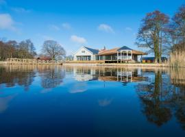 The Boathouse, B&B in Rollesby