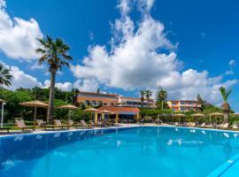 Ibiscus Corfu Hotel, ξενοδοχείο στη Ρόδα