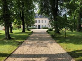 Chambres D'hôtes le clos de la Bertinière, B&B/chambre d'hôtes à Bosgouet