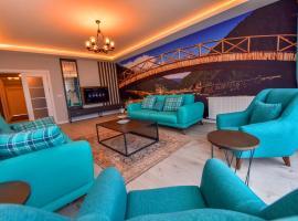 BAHAR RESIDENCE, отель в Трабзоне