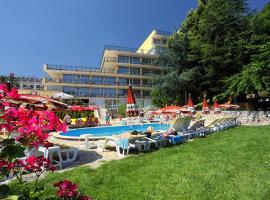 Hotel Gradina, отель в Золотых Песках