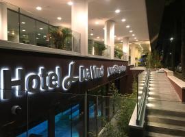 Hotel Leonardo Da Vinci Wellness SPA, hotel v Bibione