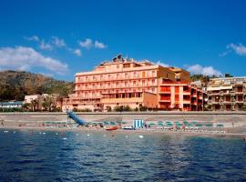 Hotel Kennedy, hotell i Sant'Alessio Siculo