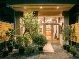 LINDA HOSTEL 106, hotel in Osaka