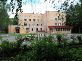 Sanatoriy Klyazma, hotel with pools in Pushkino