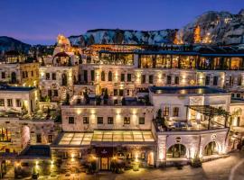 Carus Cappadocia, отель в Гёреме
