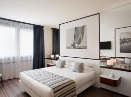 Starhotels President, hotel in Genoa