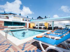 Calypso Beach Hotel, hotel in San Andrés