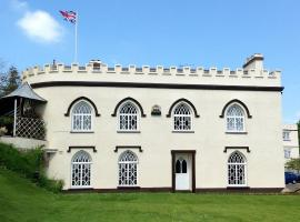 Royal Glen Hotel, hotel in Sidmouth