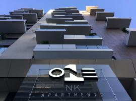 One Nk Apartments, departamento en Santiago