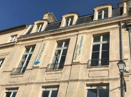 Smart Appart Caen République, budget hotel in Caen