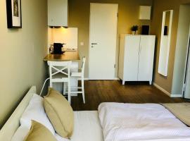 Cube Apartments Hamburg, appartamento ad Amburgo