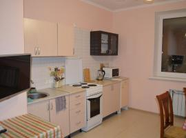 Евро 3 комнатная квартира в Реутово, apartment in Reutov