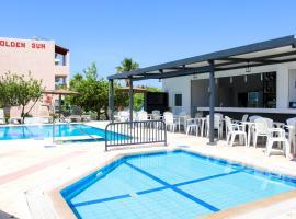 Golden Sun, hotel with pools in Tigaki