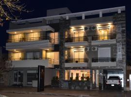 Nuevo Centro Apart Hotel & Suites, hotel in Marcos Juárez