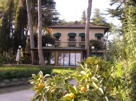 Hotel Kursaal, hotel in Passignano sul Trasimeno