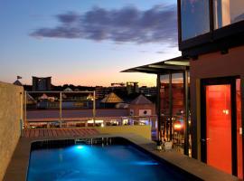 Hotel@Hatfield, hotel in Pretoria