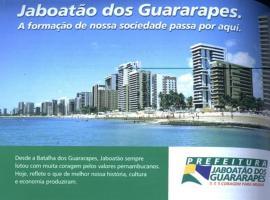 Ocean Gallery Architeture, hospedagem domiciliar no Recife