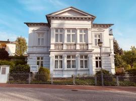 Villa Franz, boutique hotel in Heringsdorf
