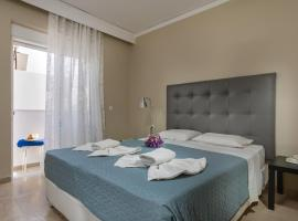 Lefka Hotel & Apartments, serviced apartment in Rhodes Town