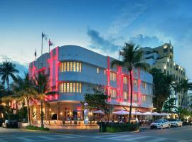 Cardozo Hotel, hôtel à Miami Beach (South Beach)